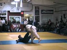 Forbidden Judo: Effective Throws and Take-downs Banned from Sport Competition