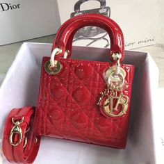 Dior Purses, Dior Handbags, My Bags, Purses And Bags, Christian Dior Bags, Cute Purses, Vintage Purses, Cute Bags, Luxury Bags