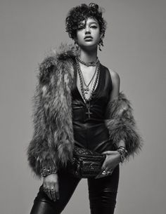 visual optimism; fashion editorials, shows, campaigns & more!: bad girl: damaris goddrie by jean-baptiste mondino for numéro #166 september 2015