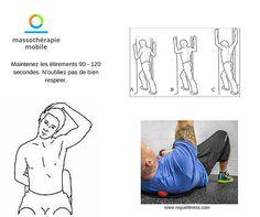 Massothérapie Mobile Sherbrooke, Accueil, Massothérapeutes, Magog   Muscle trapèze et ses douleurs référées