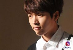 [NEWS PIC] 140707 KBS High School: Love On Press Conference - #인피니트 Woohyun #2 pic.twitter.com/VdvB3HWbUe