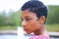 How to Achieve Pixie Perfect Waves on Natural Hair