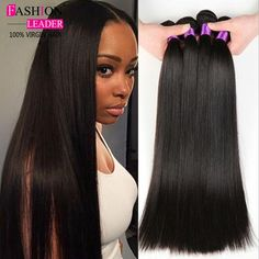7A Brazillian Straight Hair Mink Brazilian Virgin Hair Straight Brazilian Hair Weave Bundles 3 Bundle Deals Human Hair Bundles -- Read more at the image link.