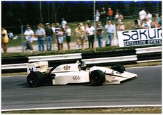 Damon Hill EJR - Lola T91/50 Cosworth DFV Tickford - Eddie Jordan Racing - Brands Hatch Formula 3000 Trophy - 1991 International F3000 Championship, round 7 - © Antsphoto