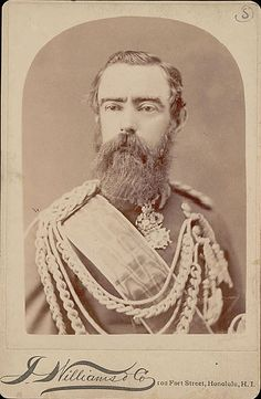 John Owen Dominis (March 10, 1832–August 27, 1891) was an American-born statesman. He became Prince Consort of the Kingdom of Hawaiʻi upon his marriage to the last reigning monarch, Queen Liliʻuokalani. The Queen was overthrown by the Committee of Safety, a group organized by American and European businessmen who sought to promote western interests in the region.
