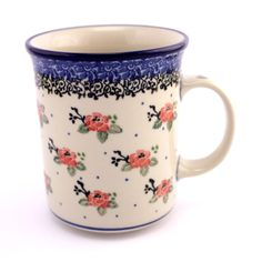 We are going to add many new products of Polish pottery to our website. When you don't want to miss them, follow the news at our bright new FB page https://www.facebook.com/pages/Slavica-Pottery/469373036496840?ref=hl