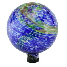 Illuminarie™ Blue Glow-in-the-Dark Gazing Globe at The Animal Rescue Site