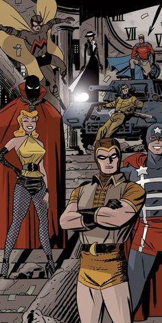 Minuteman Comic Books, Comics, Cover, Comic Book, Slipcovers, Comic, Blanket, Comics And Cartoons, Cartoons