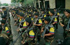 Colombia: Las FARC, la PAZ y sus aliados. ¿Será el Ejército un aliado de las FARC y el pueblo?