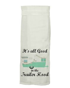$14.00 Hang Tight Tea Towel at Bellis Boutique. #ShopBellis #BellisBoutique