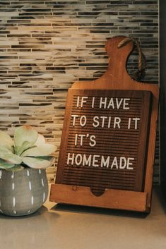 The Intro Letter Board | ROOLEE House Home