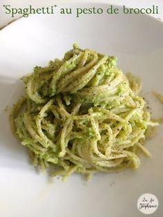 Comment faire manger avec plaisir des brocolis aux enfants? Découvrez la recette du pesto de brocoli, un régal ! Recette végétalienne, sans gluten ni soja.