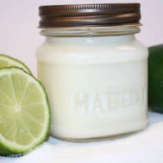 Margarita Lime Soy Candle