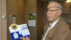 Ken Willis' distribution of little mints raised significant dollars for charity | CTV Calgary News
