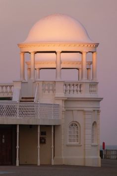 Bexhill East Sussex, Taj Mahal, Sea, Sunset, Building, Beautiful, Sunsets, Buildings, Ocean