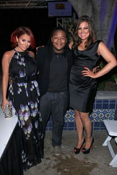 Aubrey ODay, Kyle Massey spotted at Girls Today Women Tomorrow Fashion Show