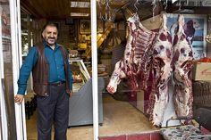 Turkey Meat Shop, Istanbul, Turkey, Shopping, Turkey Country