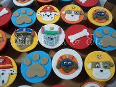 Cupcakes Patrulha Canina