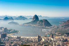Stock Photo : Botafogo bay, Rio de Janeiro