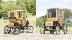 110-year old Electric car sold at $95,000