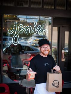 Jeni's Splendid Ice Cream – Simply THE Best Ice Cream on the Planet! Best Ice Cream, Make Ice Cream, Food & Wine Magazine, Shop Local, Wine Recipes, Planets, Stuff To Do, Presentation, Good Things