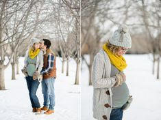 RUSTIC WINTER MATERNITY SESSION – CALGARY FAMILY PHOTOGRAPHER