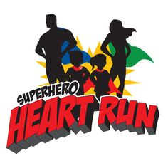 Superhero Heart Run
