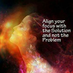 Focus on solutions                                                                                                                                                                                 More