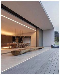 58 Stunning Modern Dream House Exterior Design Ideas newport-internati - 58 Stunning Modern Dream House Exterior Design Ideas newport-internati f - Modern Glass House, Glass House Design, Container House Design, Modern House Design, Home Interior Design, Exterior Design, Interior Architecture, Pavilion Architecture, Minimalist Architecture