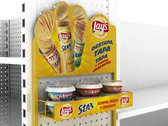 Lateral Stax FritoLay on Behance