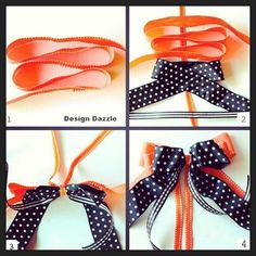 The latest fashion trend call for layered bow in you hair, i found it gorgeous and had to share! From @easydiycrafts. #hair #hairstyle #diy #bow #layers #instadaily #followers #fashion #trend #trendy #project #pretty #ribbon #easytomake #diycrafts #crafty