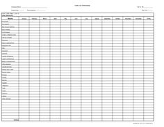 irs business worksheet - Google Search | taxes | Pinterest | Small ...