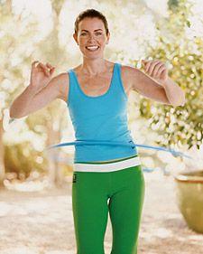 Ab Workout: Hula-Hoop | Whole Living