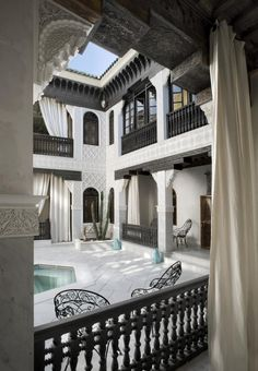 It's not all about the beaches, the exquisite architecture in Morocco is reason enough to pay La Sultana in Oualidia a visit. http://www.vhiphotels.co.uk