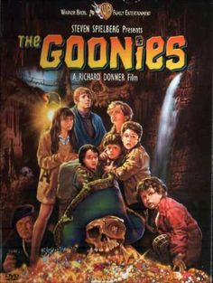 Ahhh the old 80's kids adventure films. how I miss them