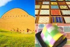 食欲の秋、読書の秋、そして芸術の秋。 秋にはさまざまな楽しみ方がありますね。今年の秋は、ちょっとアートなお出かけをしてみませんか? **** タイルの町として知られる岐阜県の「多治見市モザイクタイルミュージアム」は、懐かしい昭和の国産タイルと、その膨大なコレクションを生かしたアートを体感できる話題の新感覚ミュージアムです。 今回は、ことりっぷアプリに投稿された、「多治見市モザイクタイルミュージアム」の思わず写真を撮りたくなる個性的な外観や、アートな作品をご紹介します。