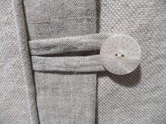 Summer Slipcover for Wingback Chair & Ottoman | The Slipcover Maker