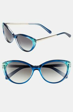 kate spade new york 'livia' 55mm sunglasses available at #Nordstrom
