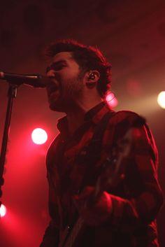 Fall Out Boy 11.29.13 | Photo by Karen Chan