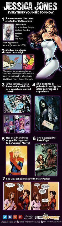 Marvel Studios. Jessica Jones ❤