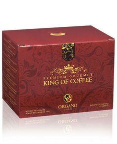3 Boxes Organo Gold Premium Gourmet King Coffee Organic Ganoderma Lucidum Spores #OrganoGold
