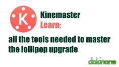 This is the updated Kinemaster app version 3.0 This is a great tool and should be on every Android device used in a BYOD classroom.