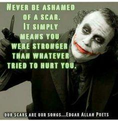 Well said...