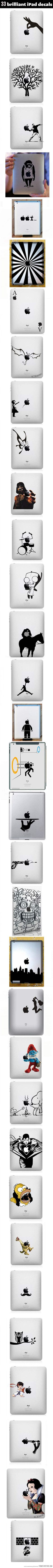cool-iPad-decals-stickers-Apple