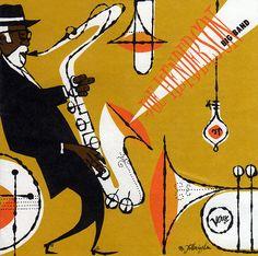 Joe Henderson - Joe Henderson Big - Verve Records - by Ed Fotheringham