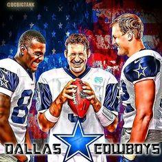 The New Triplets: Dez Bryant, Tony Romo & Jason Witten