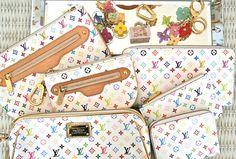 Louis Vuitton Multi Color