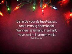 De liefde voor de feestdagen ...