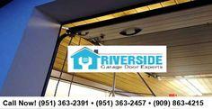 Balance Your Garage Door Spring  http://www.riversidegaragedoorexperts.com/blog/steps-follow-balance-garage-door-spring/