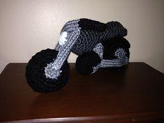 Gerry's Motorcycle pattern by MaryAnn Deroche